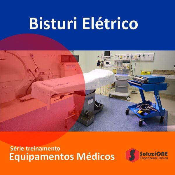Imagem principal do produto Equipamento Médico - Bisturi Elétrico
