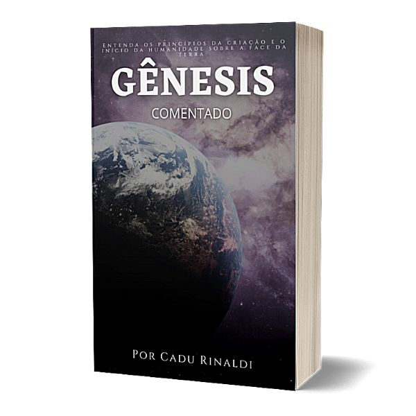Imagem principal do produto Gênesis - Comentado
