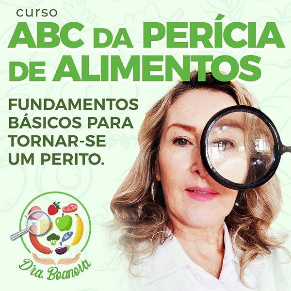Imagem principal do produto ABC DE PERÍCIA DE ALIMENTOS