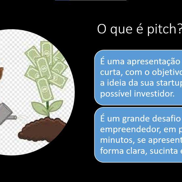 Imagem principal do produto Aprenda tudo sobre Pitch e invista em seu negócio