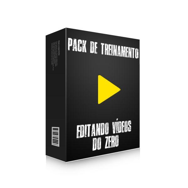 Imagem principal do produto EDITANDO VÍDEOS DO ZERO - ADOBE PREMIERE