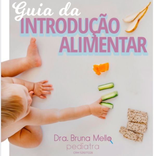 Imagem principal do produto Introdução Alimentar para bebês