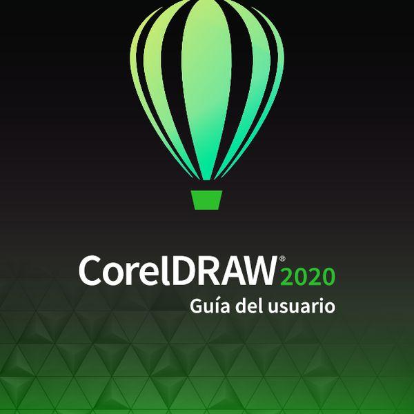 Imagem principal do produto CorelDRAW 2020 - Guía del usuario