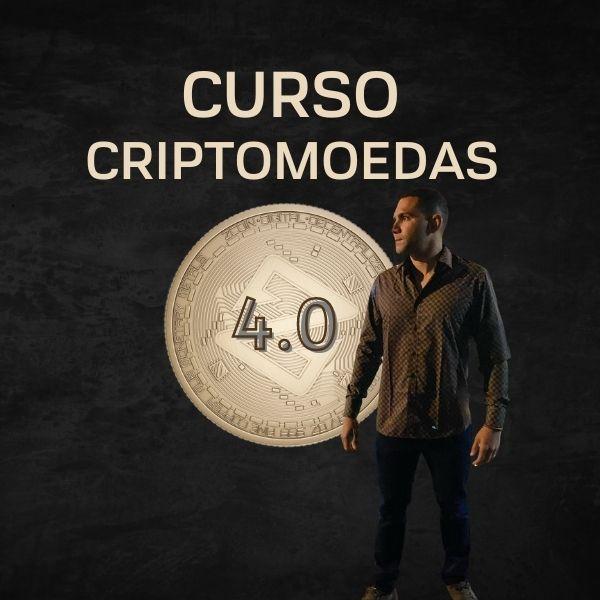 Imagem principal do produto Curso de Criptomoedas 4.0 - Felipe Bitcoin