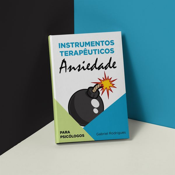 Imagem principal do produto INSTRUMENTOS PSICOLÓGICOS PARA ANSIEDADE