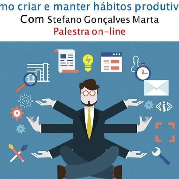 Imagem principal do produto Como criar e manter hábitos produtivos?