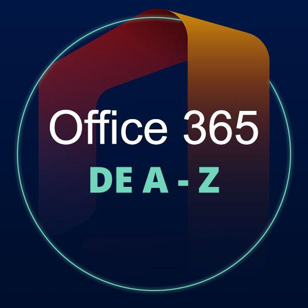 Imagem principal do produto Curso Office 365 - De A - Z