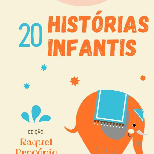 Imagem principal do produto  20 Histórias infantis