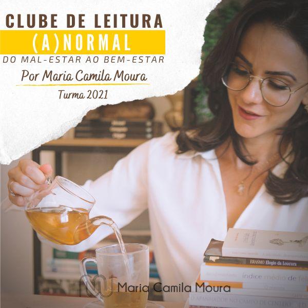 Imagem principal do produto Clube de Leitura (A)Normal: do mal-estar ao bem-estar.