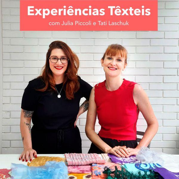 Imagem principal do produto Experiências Têxteis
