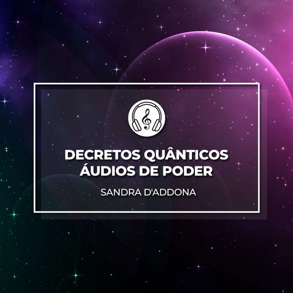 Imagem principal do produto Decretos Quânticos (Mensal Boleto)