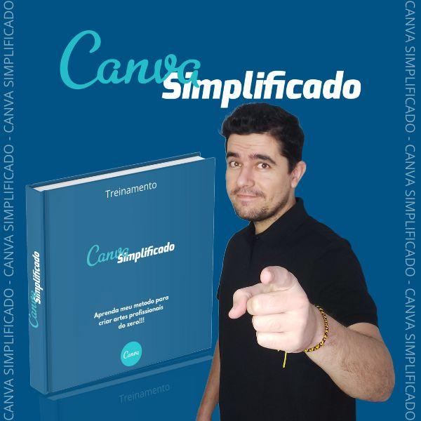 Imagem principal do produto Canva Simplificado