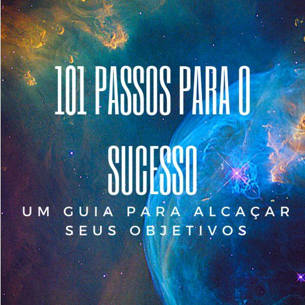 Imagem principal do produto 101 Passos para o sucesso - Um guia para alcançar seus objetivos.