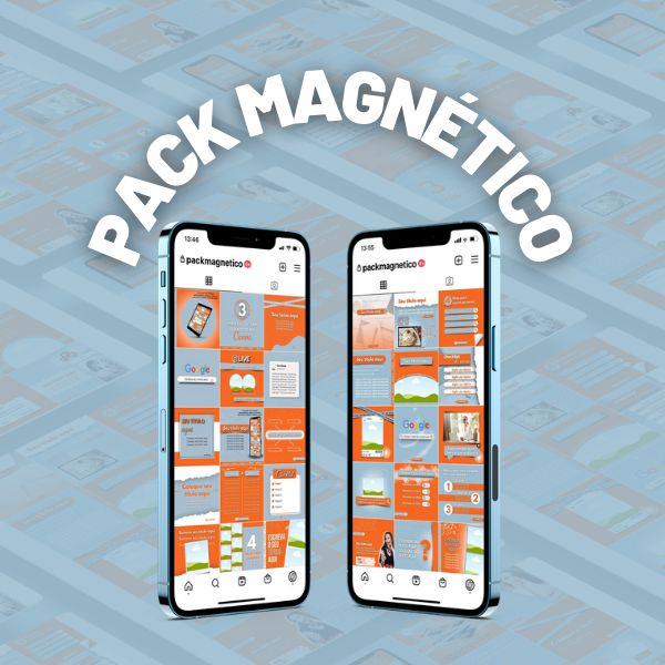 Imagem principal do produto PACK MAGNÉTICO