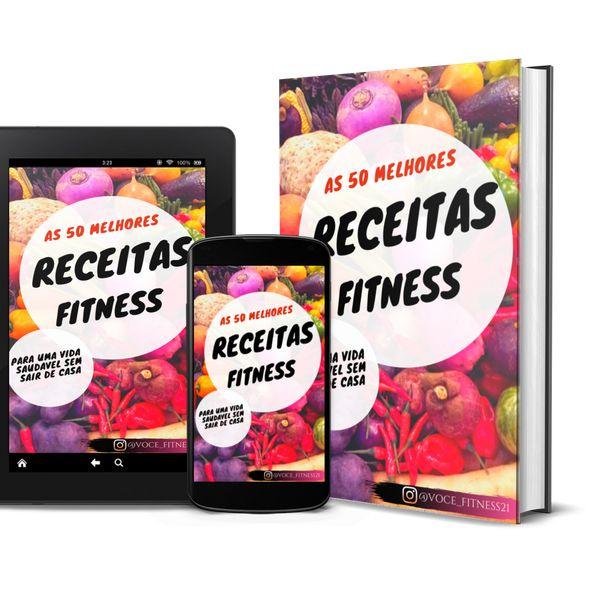 Imagem principal do produto 50 Melhores Receitas Fitness