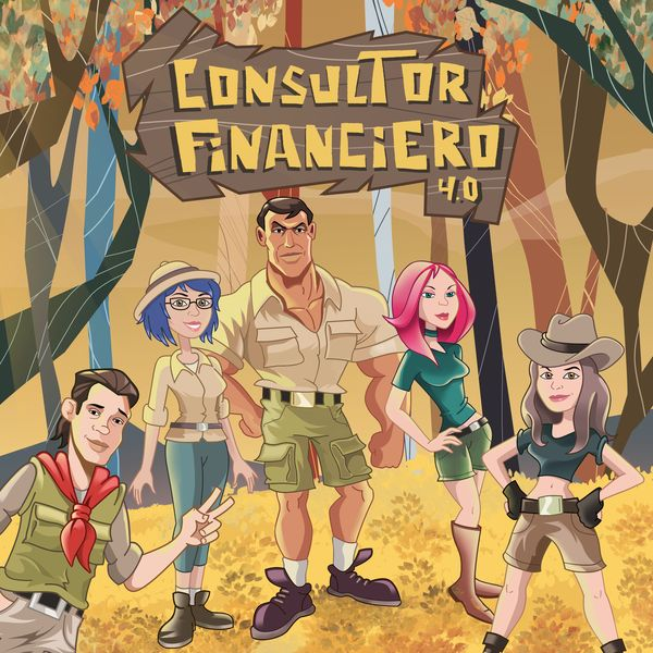 Imagem principal do produto Consultor Financiero 4.0