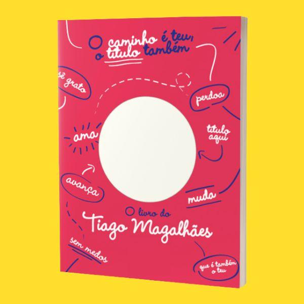 Imagem principal do produto Ebook - O livro do Tiago Magalhães