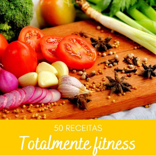 Imagem principal do produto 50 Receitas Totalmente Fitness