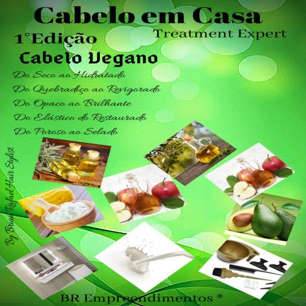 Imagem principal do produto Cabelo em Casa (Cabelo Vegano)