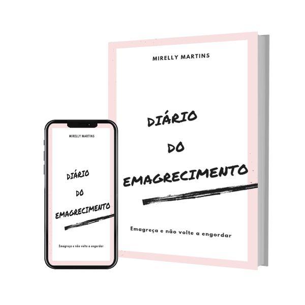 Imagem principal do produto Diário d0 Emagrecimento