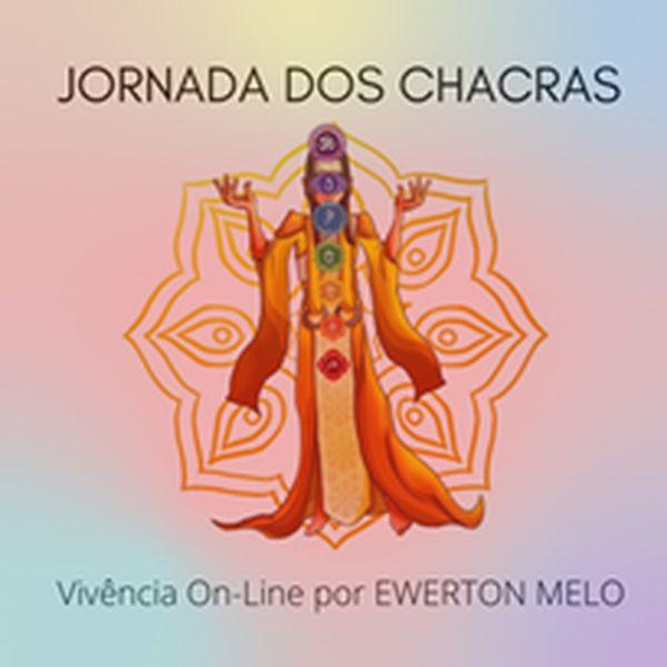 Imagem principal do produto Jornada dos Chacras - Vivência On-Line