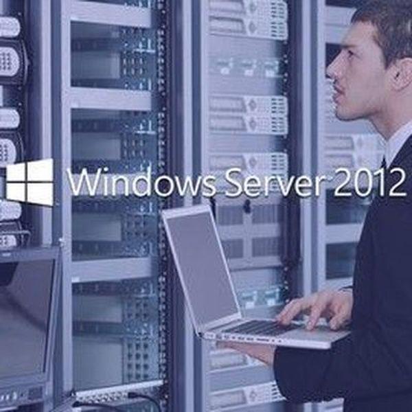 Imagem principal do produto ADMINISTRAÇÃO DO WINDOWS SERVER 2012