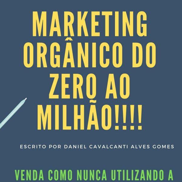 Imagem principal do produto GUIA DEFINITIVO PARA O MARKETING ORGÂNICO.