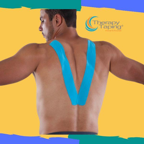 Imagem principal do produto Curso ONLINE Método Therapy Taping - Bandagem Terapêutica