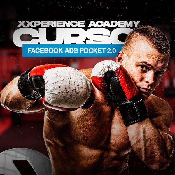 Imagem principal do produto Facebook ADS Pocket 2.0 - Xxperience Academy