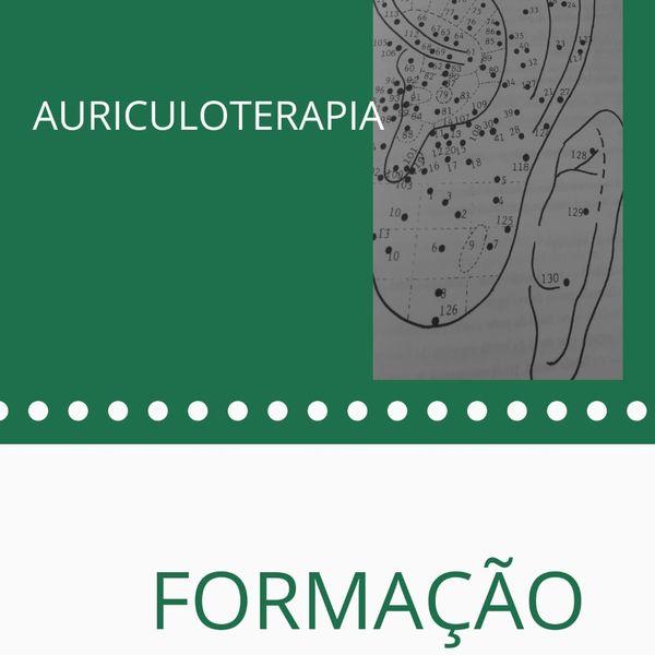 Imagem principal do produto Formação em Auriculoterapia