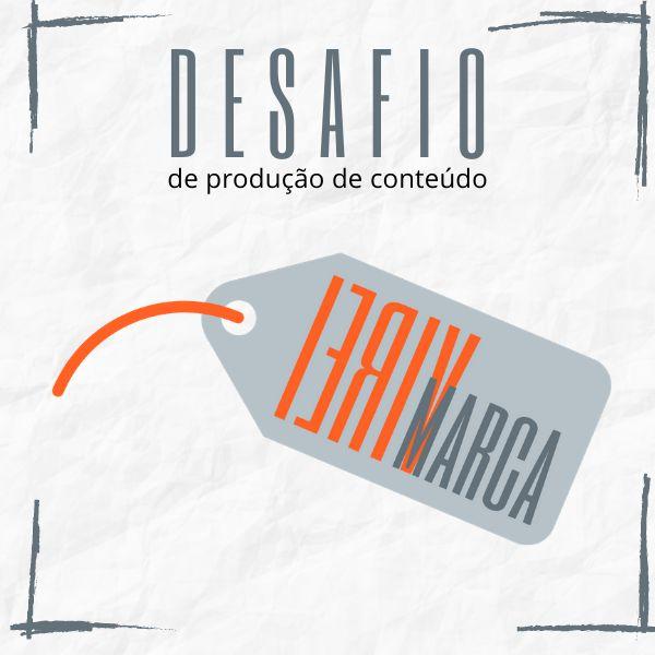 Imagem principal do produto DESAFIO VIREI MARCA