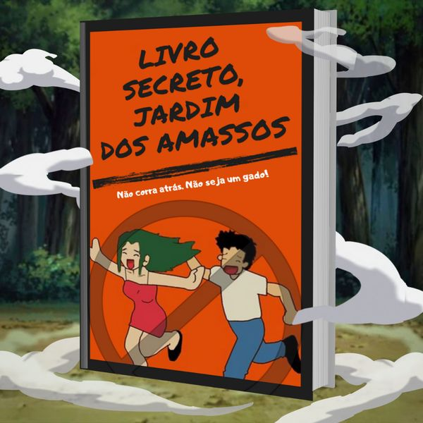 Imagem principal do produto Livro Secreto Jardim dos Amassos