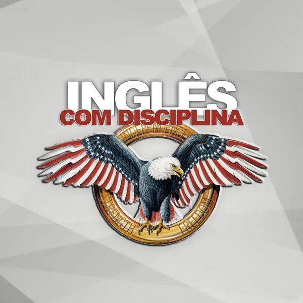 Imagem principal do produto Inglês com disciplina