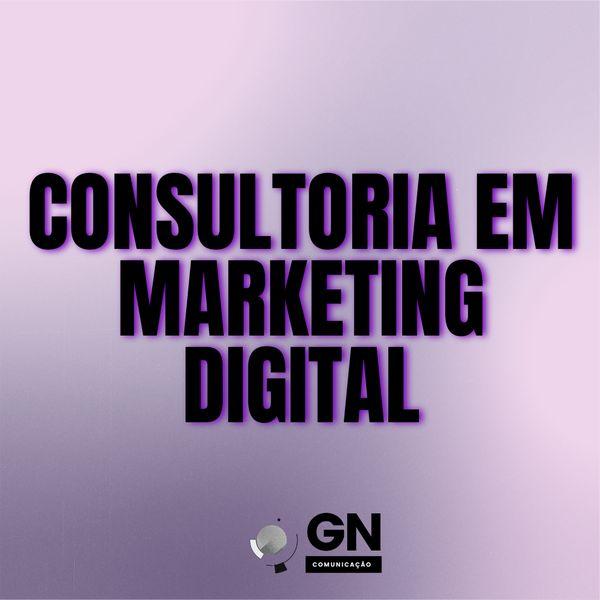 Imagem principal do produto Consultoria em Marketing Digital para Pequenos e médios negócios