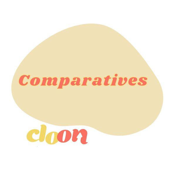 Imagem principal do produto Aula Comparatives