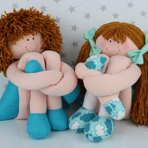 Imagem principal do produto Boneca Mel