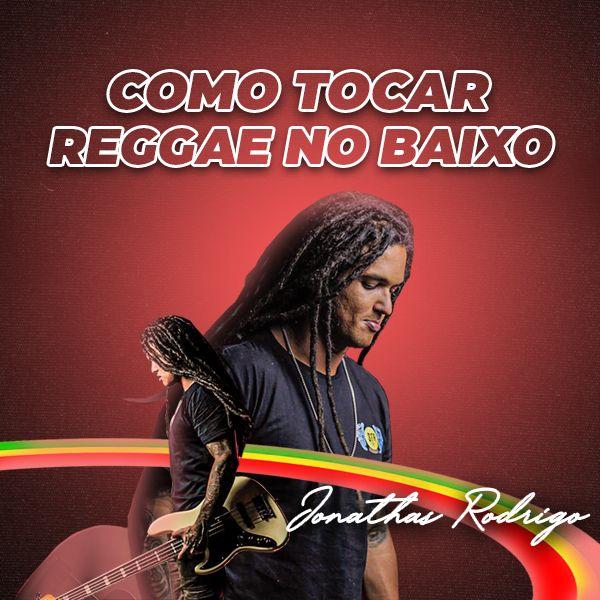 Imagem principal do produto Como tocar Reggae no Baixo