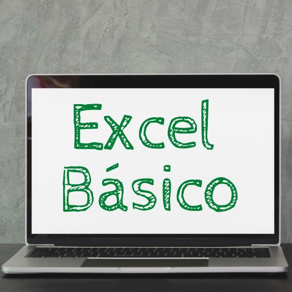 Imagem principal do produto Curso Básico de Excel