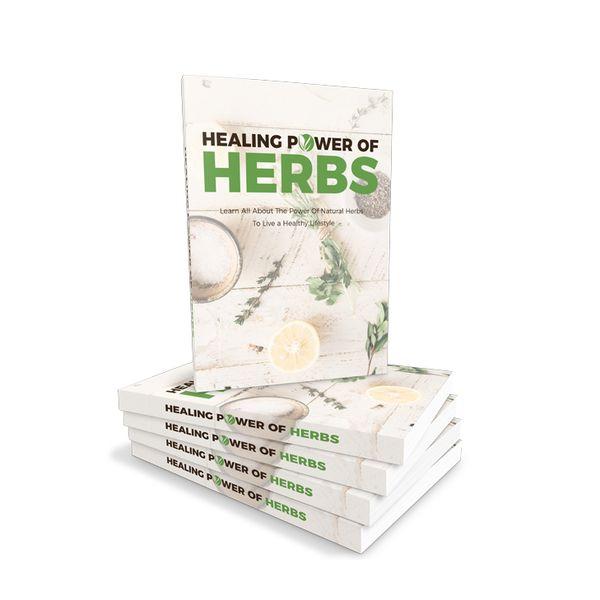 Imagem principal do produto Healing Power Of Herbs