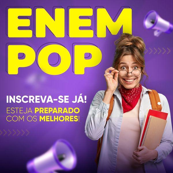 Imagem principal do produto ENEM POP
