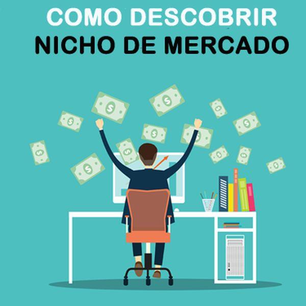 Imagem principal do produto COMO DESCOBRIR NICHO DE MERCADO