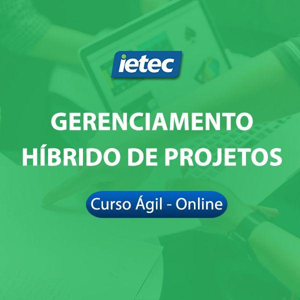 Imagem principal do produto Curso Ágil - Gerenciamento Híbrido de Projetos