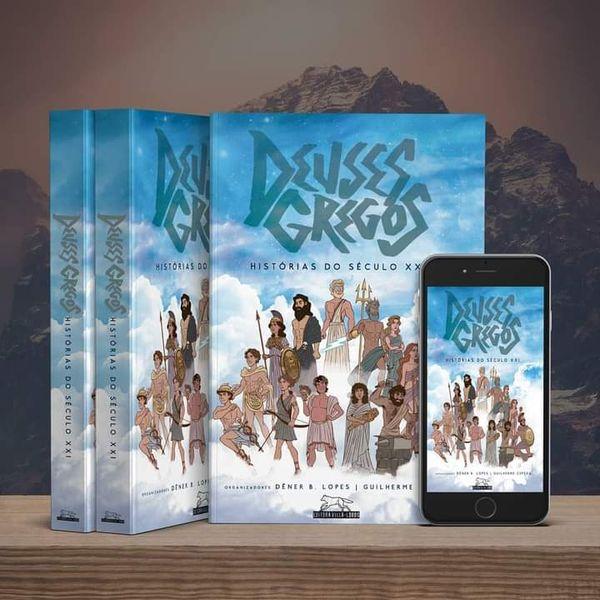 Imagem principal do produto Deuses Gregos: Histórias do Século XXI