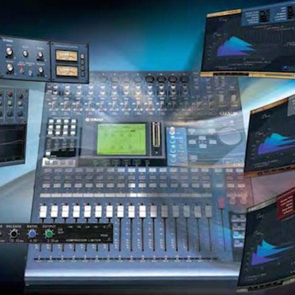 Imagem principal do produto CURSO MESA DE SOM 01V96 YAMAHA PDF DIGITAL PRO TOOLS HOME STUDIO ESTUDIO ESCOLA DE MUSICA