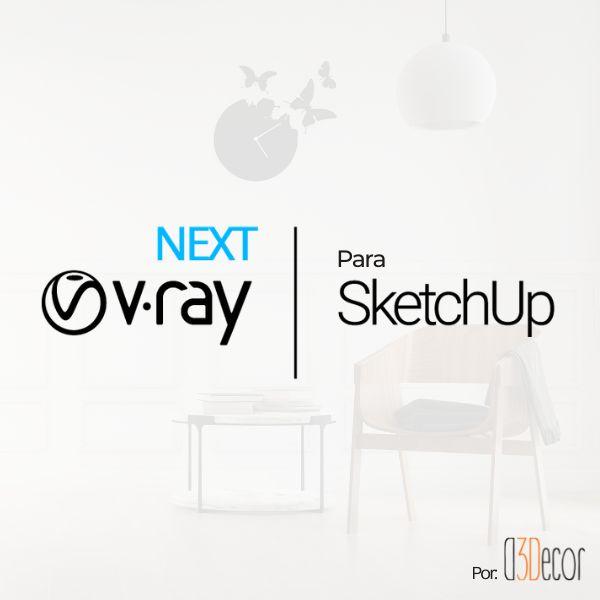 Imagem principal do produto V-ray 4.0 Next