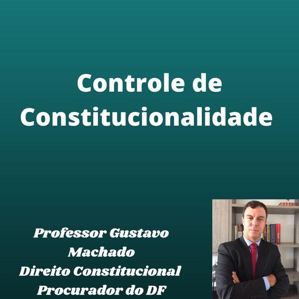 Imagem principal do produto Controle de Constitucionalidade