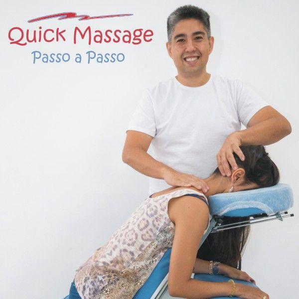 Imagem principal do produto Curso Online de Quick Massage