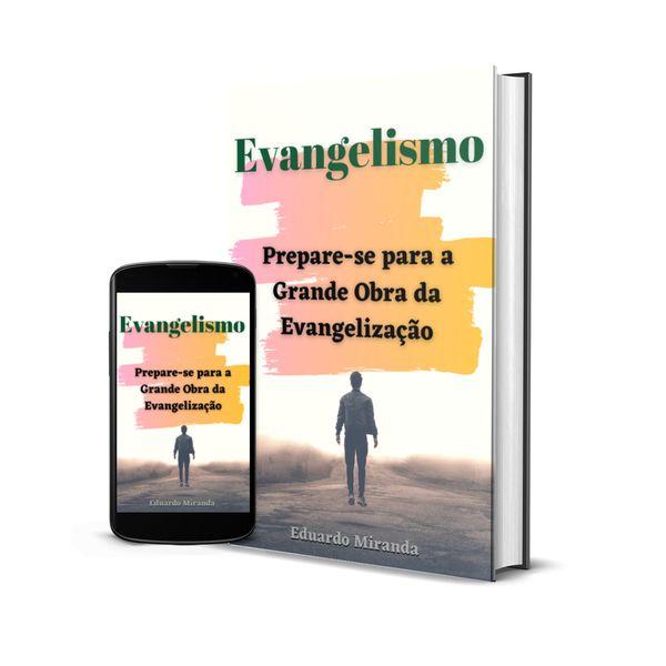 Imagem principal do produto E-Book Evangelismo Eficaz