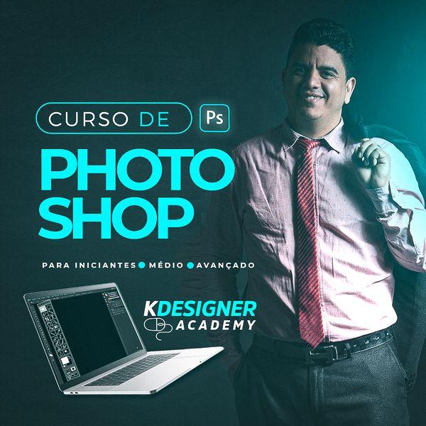 Imagem principal do produto CURSO DE PHOTOSHOP FACIL