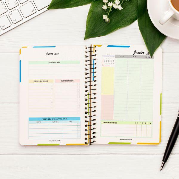 Imagem principal do produto Planner do Pastor 2021
